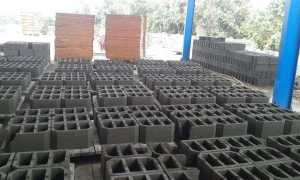 How To Start Concrete Block Manufacturing Business