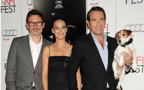"""Un Lituanien, une Argentine, """"Un Français on ne peut plus français"""" (le Monde 27.02.12), et un chien de Race à Hollywood."""