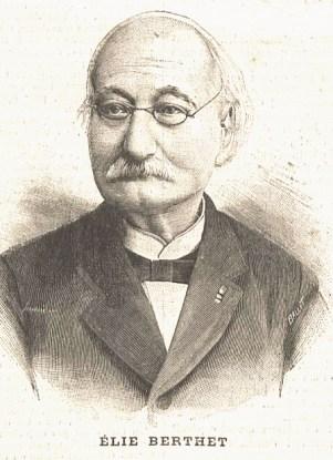 Mon arrière-grand-père s'appelle Elie Delapierre, alors n'allez pas croire que c'est monsieur Berthet, que je ne connais pas.
