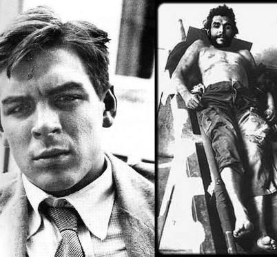 Mort, le Che ressemble  plus à un ouvrier portugais qu'à l'héritier d'une noble lignée Hispano-Irlandaise qu'il était. En plus le héros marxiste s'est fait pipi dessus avant le trépas.