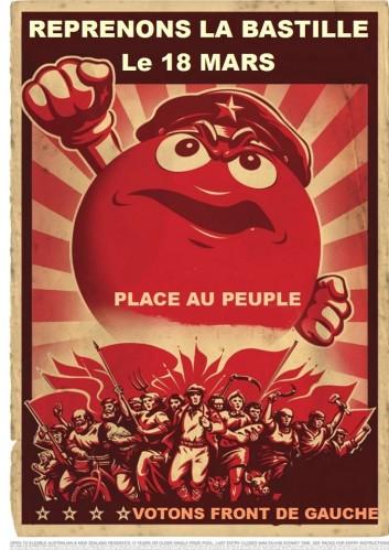 Association des M&Ms et des jeunes communistes de l'Ain