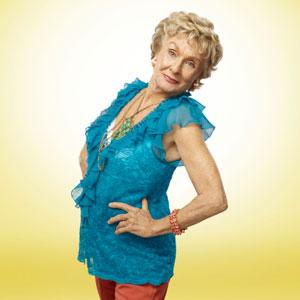 Cloris Leachman, j'adore