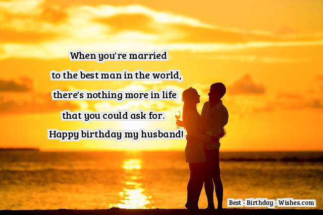 80 Birthday Wishes For Husband