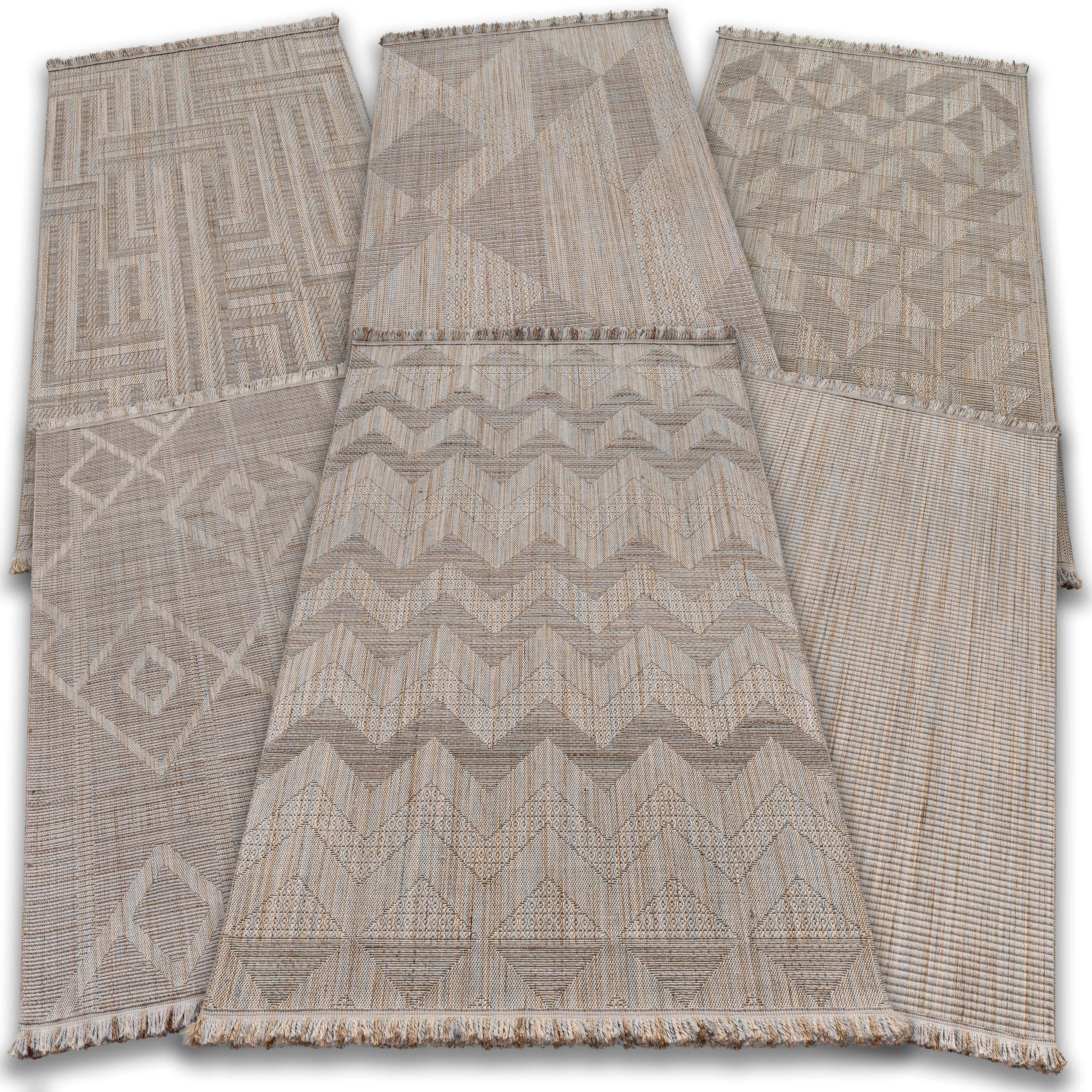 Details About Natural Modern Sisal Rugs Nature 6 Pattern Boho Best Carpets Easy To Clean