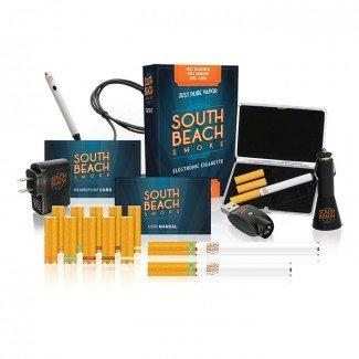 South Beach Smoke deluxe plus starter kit