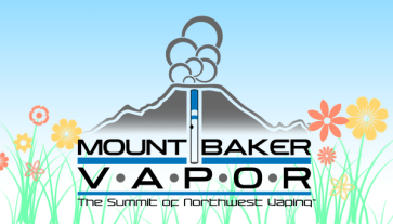 Mt. Baker Diacetyl free eliquids on Best-e-cigarette-guide