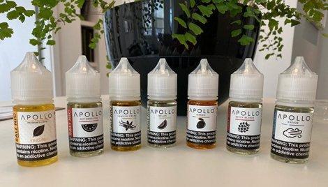 Apollo E-liquids