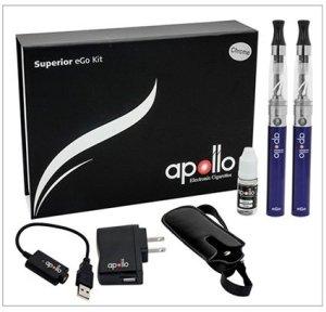 Apollo Superior Ego Vaporizer kit best e-cigarette guide