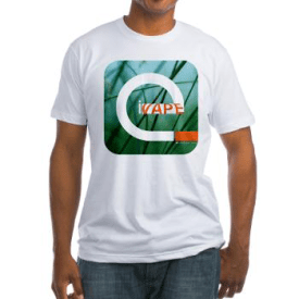iVape in the Fields TShirt from Vaper Design Studio