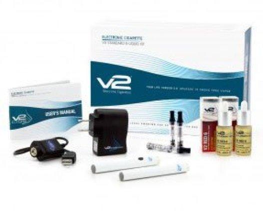 V2Cigs Standard E-Liquid Kit for beginner vapers