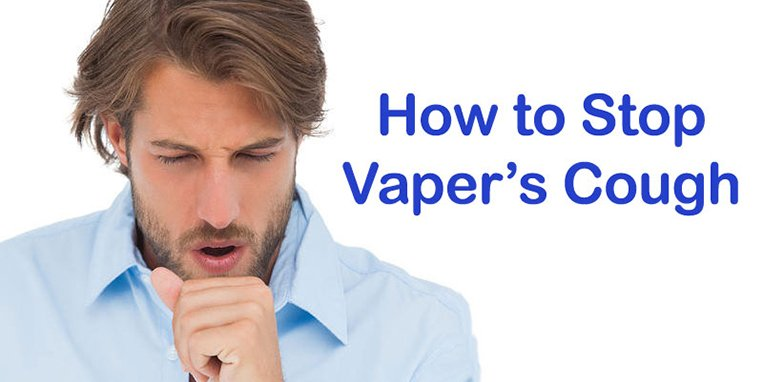 How to Stop Vapers Cough