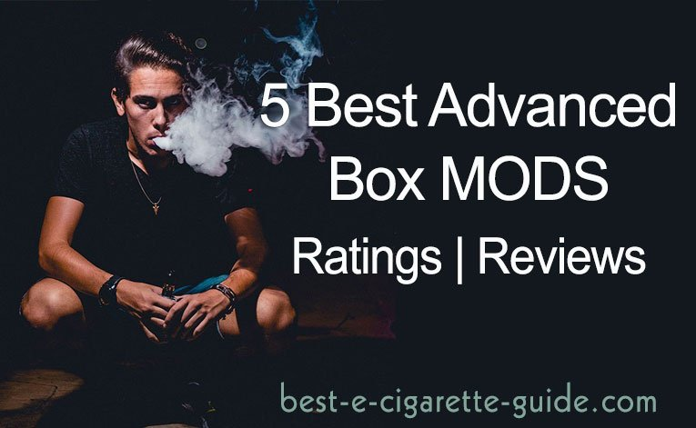 New best advanced box mod ratings