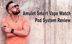 Amulet Smart Vape Watch Pod System Review-best-e-cigarette-guide.com