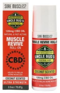 Uncle bud's cbd rollon