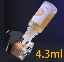 Filling the RPM 40 Standard Pod with 4.3ml e-liquid