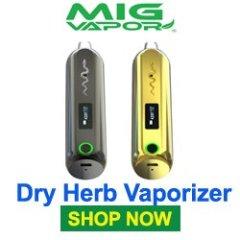Kahn Dry Herb Vaporizer