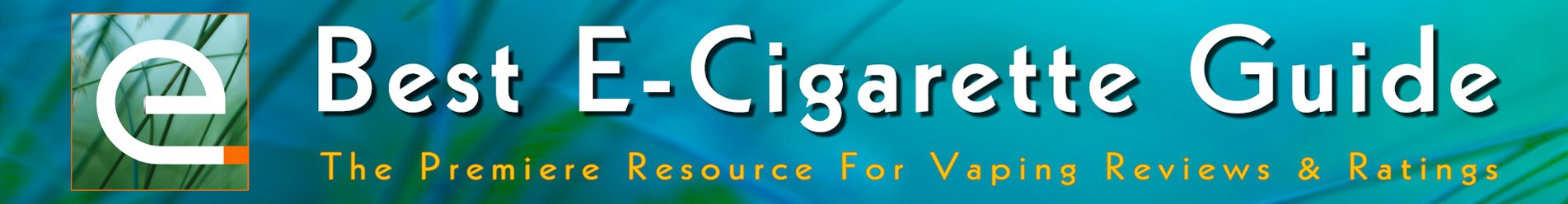 2020 Best ECigarette Guide Header Logo
