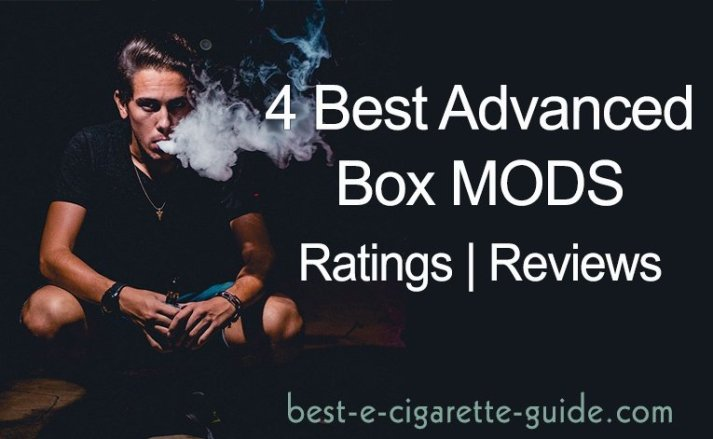 4 Best Advanced Box MODS-2020 - Title image