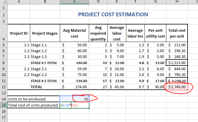 Paint Cost Estimator