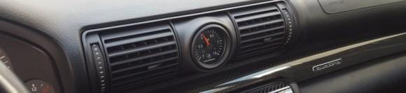 Ladedruckanzeige Audi B5