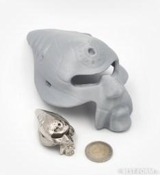3D-Scan und 3D-Druck aus Kundenprojekt