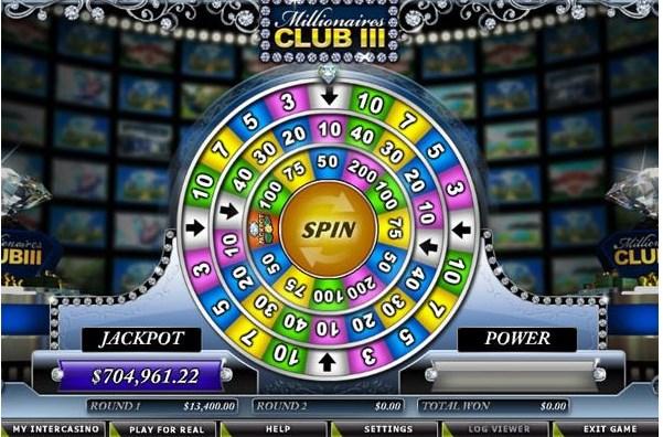 Суперслот Millionaire's Club