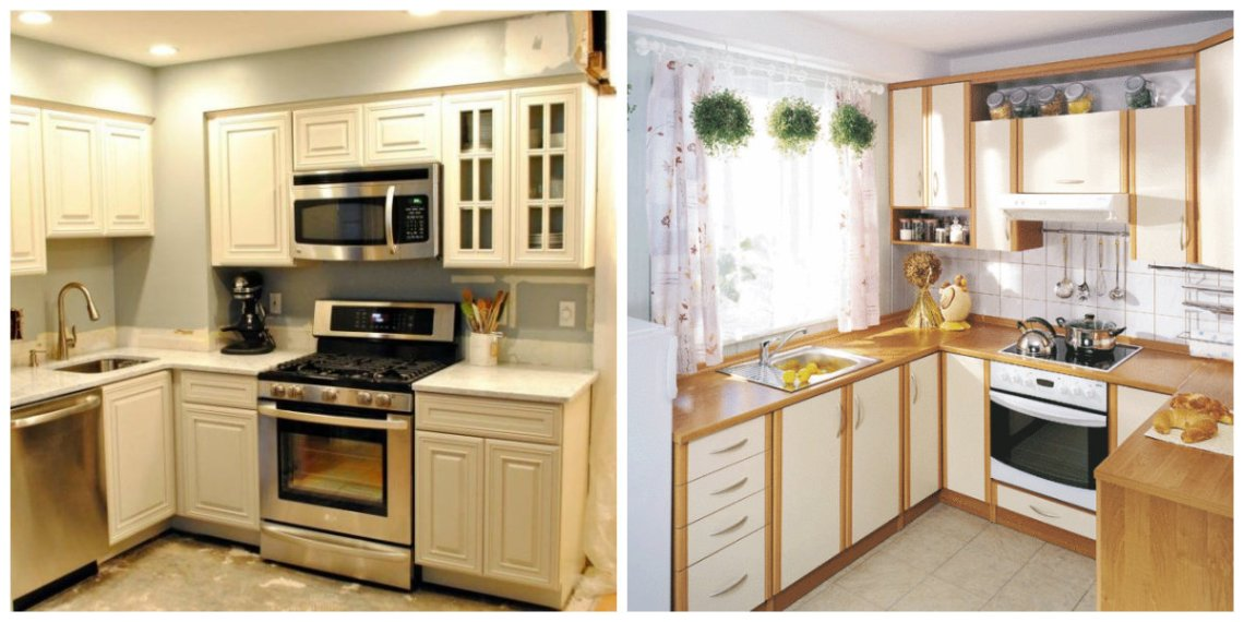 Small Kitchen Ideas 2021: Choose One of Top Ideas for ...