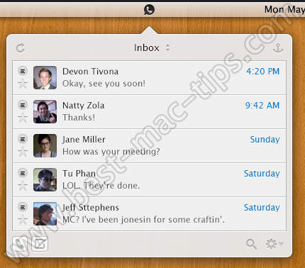 GrowlVoice  Google Voice for OSX