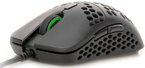 HK Gaming Mira M Ultra Lightweight Honeycomb Shell Wired RGB Gaming Mouse