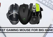 10 Best Gaming Mouse for Big Hands 2021 Buying Guide
