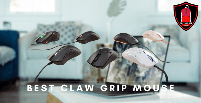 10 Best Claw Grip Mouse 2021 Buying Guide