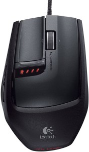 Logitech G9X Programmable Laser Gaming Mouse