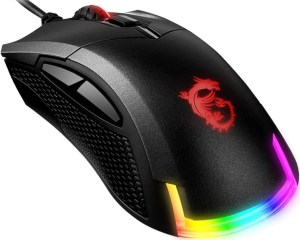MSI CLUTCHGM50 Gaming USB RGB Mouse