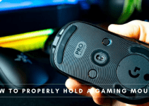 How to Properly Hold a Gaming Mouse?