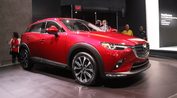 2020 Mazda CX-3 Redesign, Release Date, Price >> 2020 Mazda Cx 3 Changes Redesign And Release Date Best
