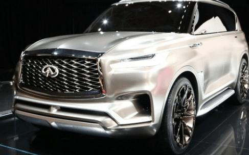2020 Infiniti QX80 Redesign, Interior >> 2020 Infiniti Qx80 Changes Specs And Redesign Best New Cars