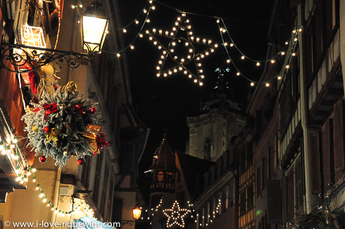 Colmar, Alsace. The magic of Christmas