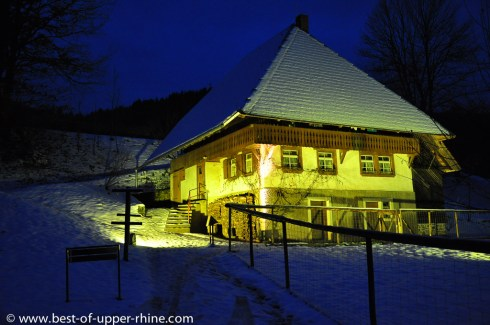 Labourer's cottage in the Black Forest