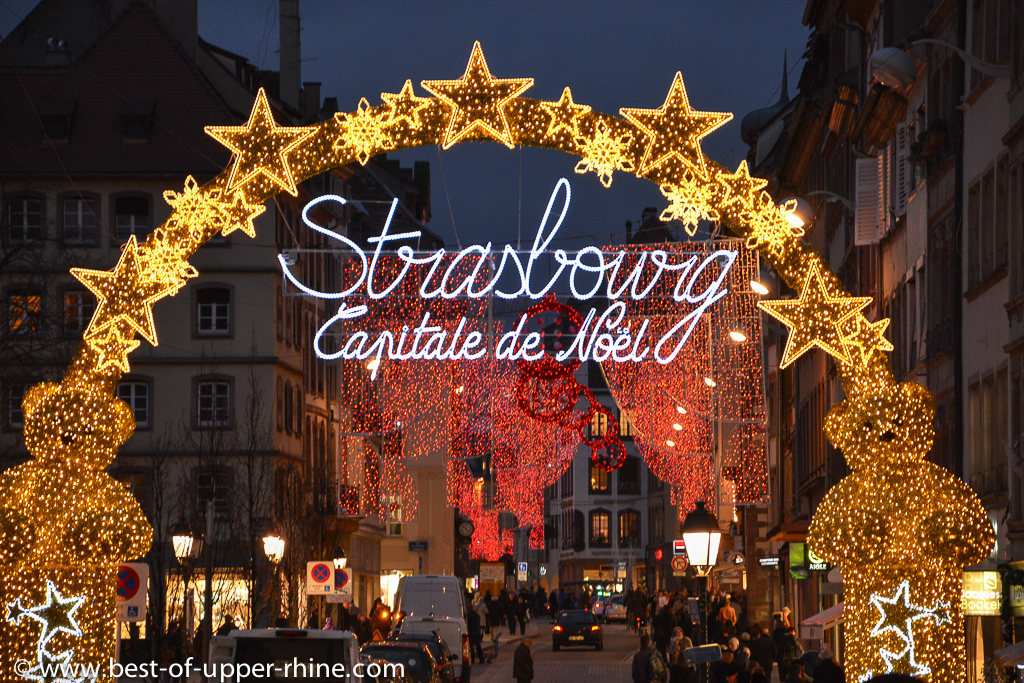"Strasbourg, ""Capital city of Christmas"""