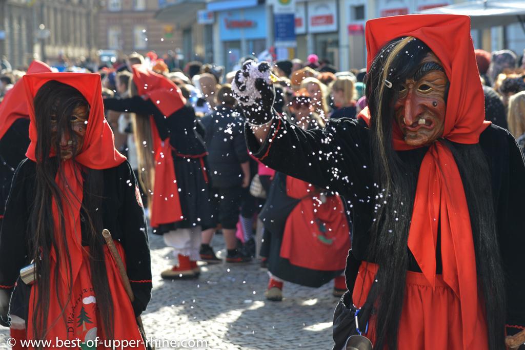 Fasnacht Emmendingen Parade 2013