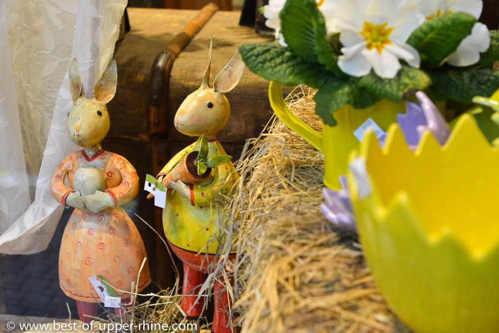 Osterhase - the original Alsatian Easter Bunny