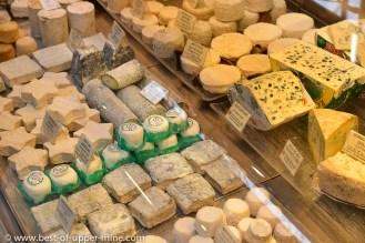 Cheese from Alsace and from France