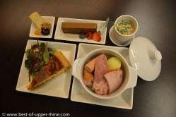 Alsatian specials - plateau gastronomique