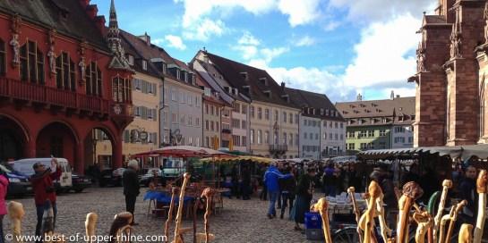 Freiburg im Breisgau, Germany.