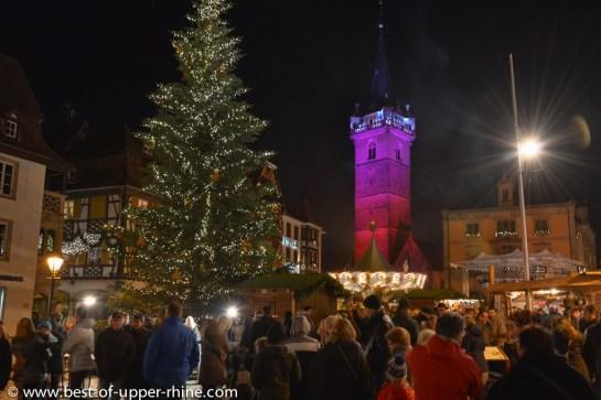 Obernai Marché de Noël