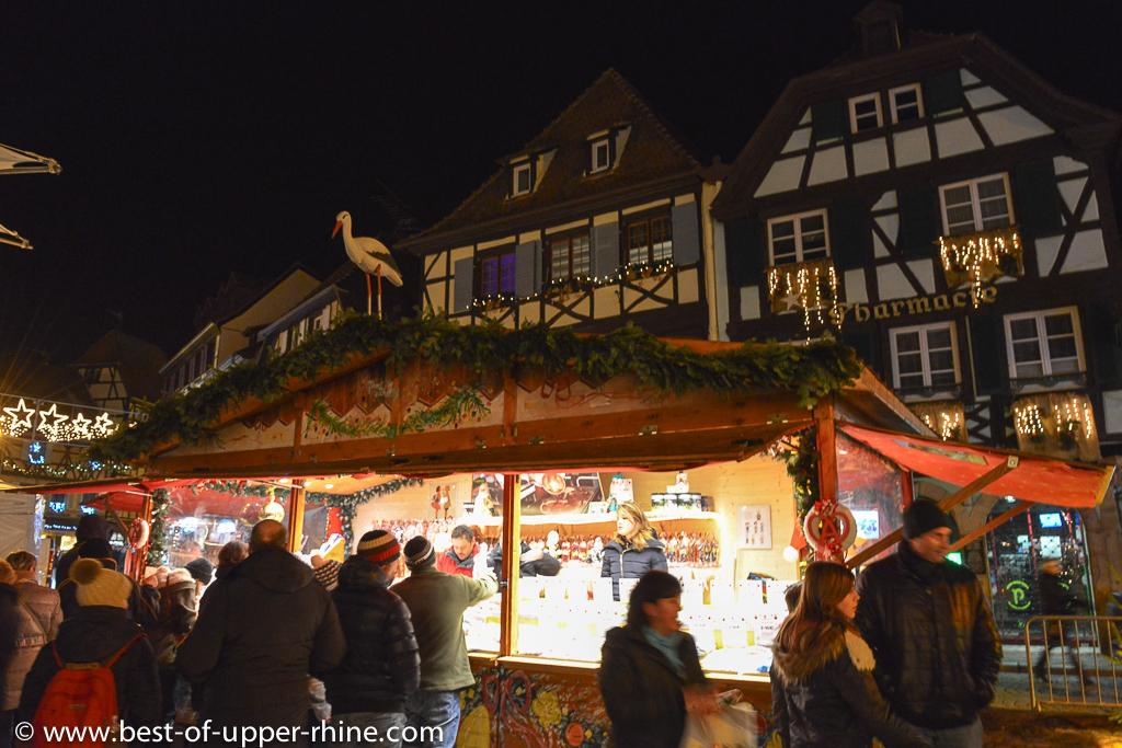 Obernai Christmas market