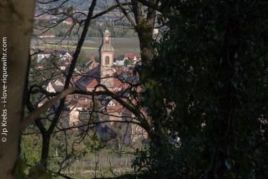 West of Riquewihr