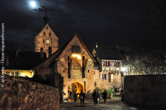 Porte Haute (Upper Gate) in Riquewihr