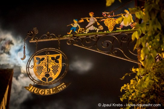 Ask for the moon and at Hugel estate they will get it for you!
