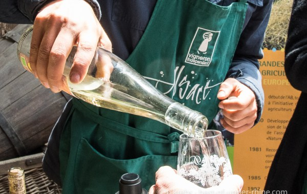 The Whit Sunday picnic at the Vigneron Indépendant (independent winemaker) was born in Alsace in 1995. Since then, the event has been extended to all of France.